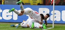 1. FC Köln schie�t sich 2017 in den Europacup