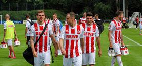 Trainingsauftakt 1. FC Köln am 3. Juli 2017