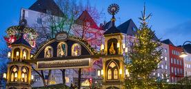 Weihnachtsmarkt in der Altstadt 2017
