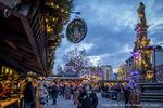 Weihnachtsmarkt in der Altstadt 2017; Copyright: Fotografie Joachim Rieger/D. Opoku