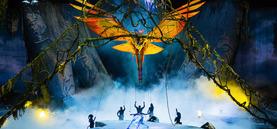 Cirque du Soleil, Toruk - der erste Flug