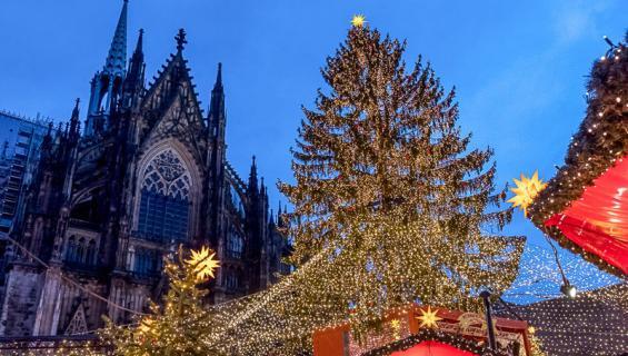 Christbaumkugeln Köln.Weihnachtsmärkte In Köln 2018 Koeln De