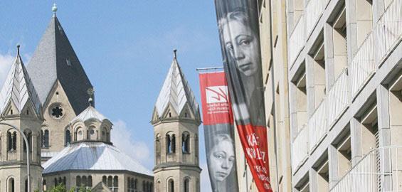 die sammlung künstlerinnen Museen in Köln