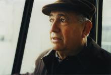 Thomas Geve, 1997 Foto: Wilhelm Rösing