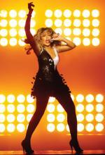 In Köln fühlt sie sich wohl: Rockröhre Tina Turner (Foto: Lanxess Arena)
