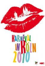 Karnevalsplakat der Session 2010: Sie sieht das Sieger-Motiv aus (Foto: KölnTourismus)