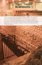 Antike Mauern und ein mittelalterliches Loch: Die Tiefgarage unter dem Dom (Foto: Britta Schmitz)