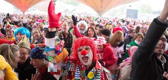 Tanzbrunnen Köln Karneval
