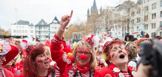 11 11 In Koln Alles Zum Sessionsbeginn Des Kolner Karnevals