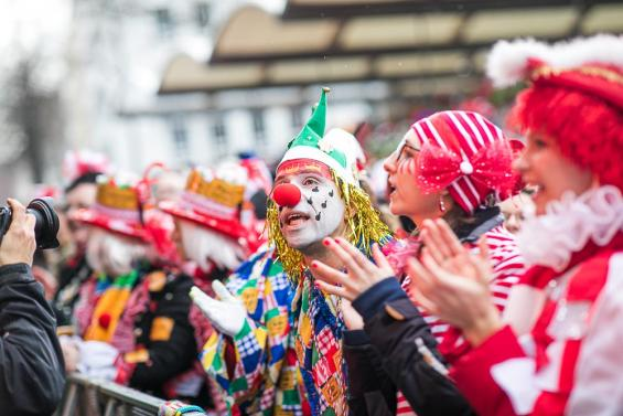 Kristallsaal Köln Karneval 2021