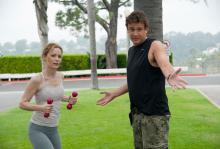 Auch Serien-Liebling Jason Segel spielt mit (Foto: Universal Pictures)