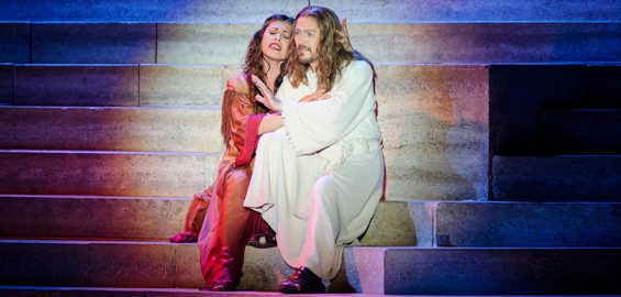 Jesus Christ Superstar: Rockoper mit Star Ted Neeley ...