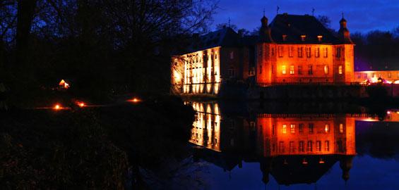 Weihnachtsmarkt Schloss Merode.Weihnachten Auf Schloss Und Burg Am 2 Adventswochenende Koeln De