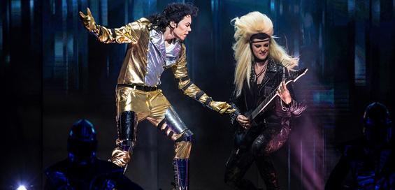 Michael Jackson Musical Köln