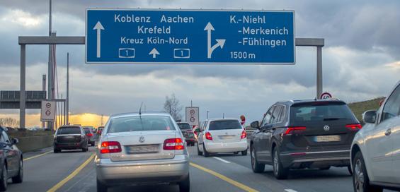 Kreuz Köln Nord