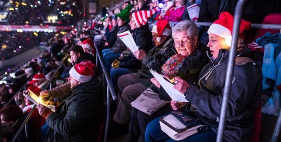 Loss Mer Weihnachtsleeder Singe 2..., 23. Dezember