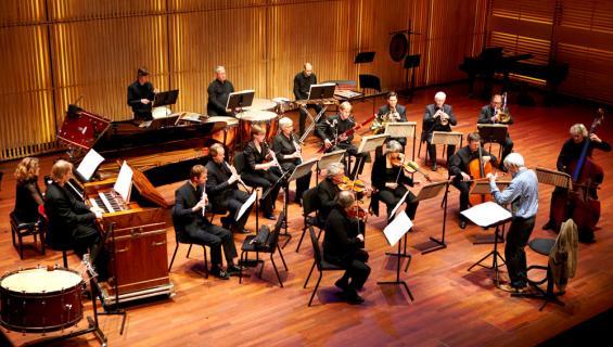 Gleich zweimal spielt das Ensemble Asko/Schönberg beim Musikfestival Acht Brücken. © Hans Hijmering