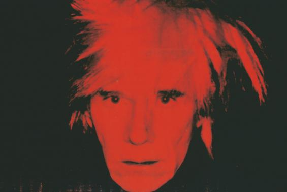 Andy Warhol Self-Portrait, 1986 Tate © 2020 The Andy Warhol Foundation for the Visual Arts, Inc. Licensed by Artists Rights Society (ARS ), New York Foto: Tate