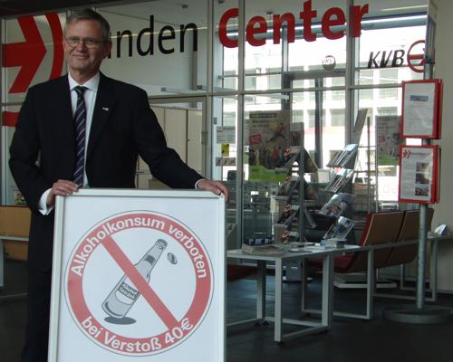 Köln Alkoholverbot