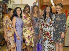 """Die afrikanische Tanz- und Mode-Show """"Béto African Queens"""" ist beim Porzer Inselfest gleich mehrfach zu sehen."""