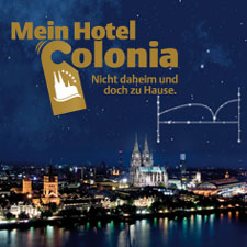 Mein Hotel Colonia macht aus Einwohnern Touristen.