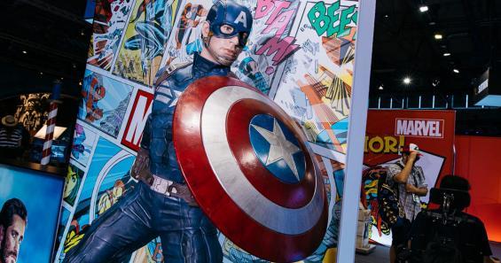 Comic Con Köln