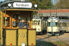 Hier kommen Eisenbahnfreunde auf ihre Kosten (Foto: Historische Straßenbahn Köln e.V.)