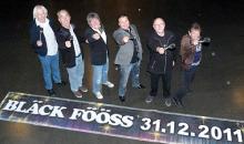 """Bereits zum 13. Mal feiern die """"Föös"""" mit ihren Fans ins neue Jahr (Foto: Cora Finner)"""