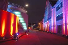 Das Heizkraftwerk in der Kölner Südstadt wird wieder von der freien Szene bespielt