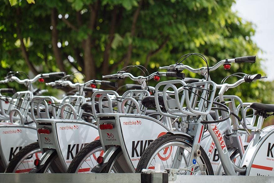 Kvb Fahrrad Köln