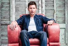 "James Blunt schaffte den Durchbruch mit ""You're Beautiful""."