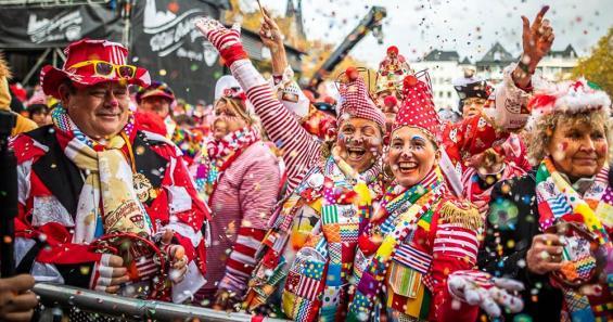 Karnevalszug Köln