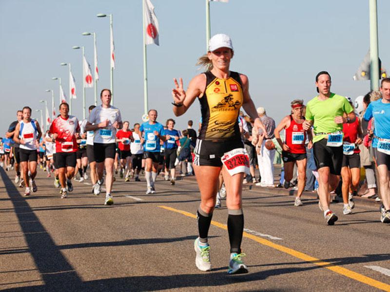 Köln Marathon Teilnehmerzahl