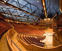 Der eindrucksvolle Saal der Kölner Philharmonie. (Foto: KölnMusik/Jörg Hejkal)
