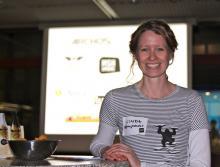 Linda Fischer ist Web-Profi und hat den Gadget Abend Köln gegründet (Foto: Christian Rentrop)