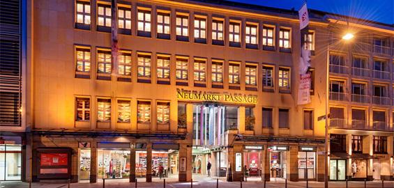 Neumarkt Passage Köln