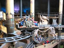 Winjas Fear & Force im Wuze Town (Foto: Phantasialand)
