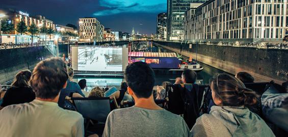 Openair Kino Köln