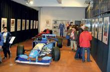 Sport- und Olympia Museum: Michael Schumachers Formel 1 Bennetton Renault (Foto:SuOM)