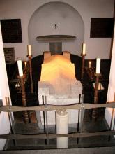 Sarkophag von Albertus Magnus (Foto: koeln.de)