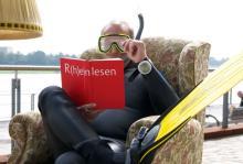 Das Rheinlesen 2010-Literaturfestival lockt mit spannenden Veranstaltungen (Foto: Christian Rentrop)