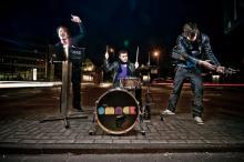 The Smack spielen im Rahmen der CMW am 22.1. im Stadtgarten. (Foto: Veranstalter)
