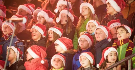 Loss Mer Weihnachtsleeder Singe 2021 Tickets