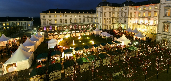 Bergisch Gladbach Weihnachtsmarkt.Weihnachtsmarkt Auf Schloss Bensberg Koeln De