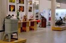 """Vom Anbau bis zur Auslese: An verschiedenen Stationen erfahren die Besucher alles rund um das Thema """"Wein"""" (Foto: koelner-wein-depot.de)"""
