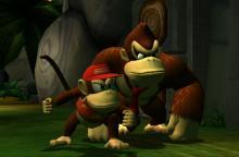 """""""Donkey Kong Country Returns"""" soll im Winter 2010 erscheinen (Bild: Nintendo)"""