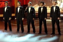 Adoro singen live in der Lanxess Arena (Foto: dapd)