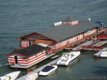 """Beliebtes Ausflugsziel: Das Bootshaus Alte Liebe an der """"Rodenkirchener Riviera"""" (Foto: Bilderbuch Köln)"""