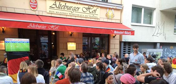 Alteburger Hof wird zur Brasserie aller Kolör | koeln.de
