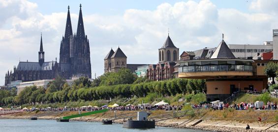 Köln Flohmarkt Sonntag